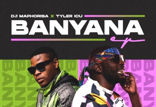 DJ Maphorisa Tyler ICU Banyana