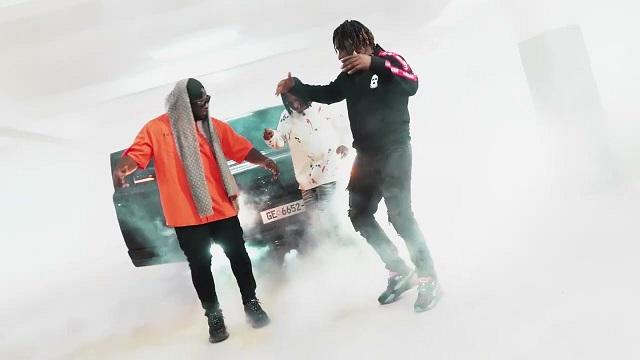 Medikal Violence Video