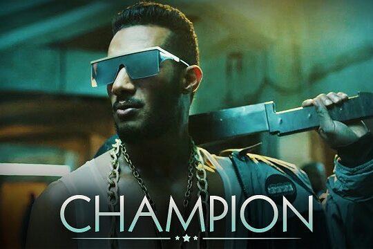 Mohamed Ramadan Champion