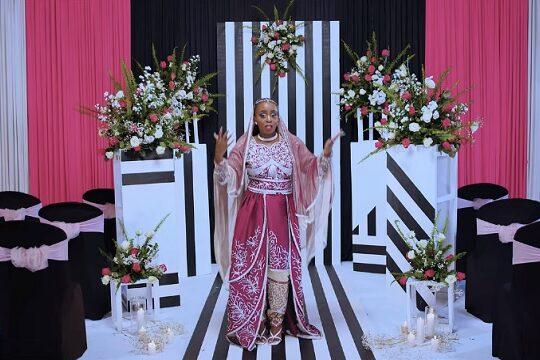 Nadia Mukami Nipe Yote Video
