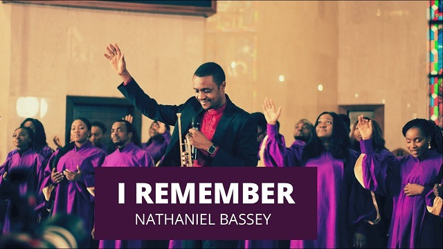 Nathaniel Bassey I Remember Video