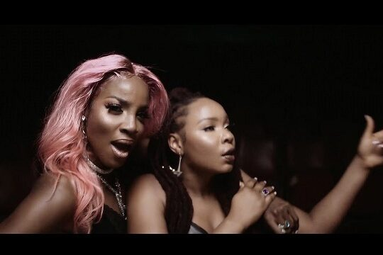 Seyi Shay Pempe Video