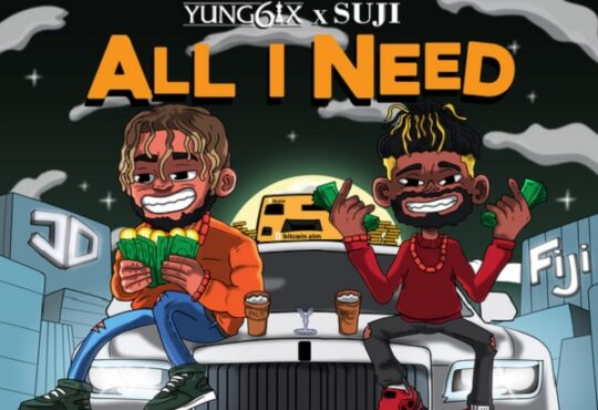 Yung6ix All I Need