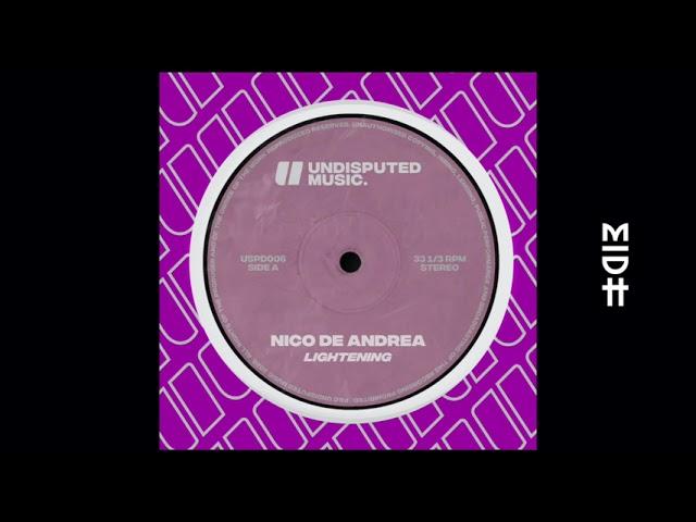 Nico De Andrea Lightening