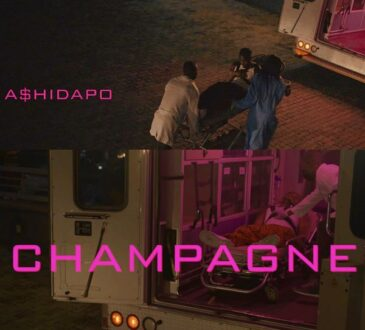 Ashidapo Champagne