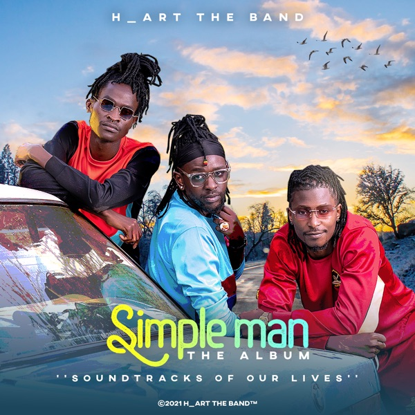 H art The Band Simple Man EP
