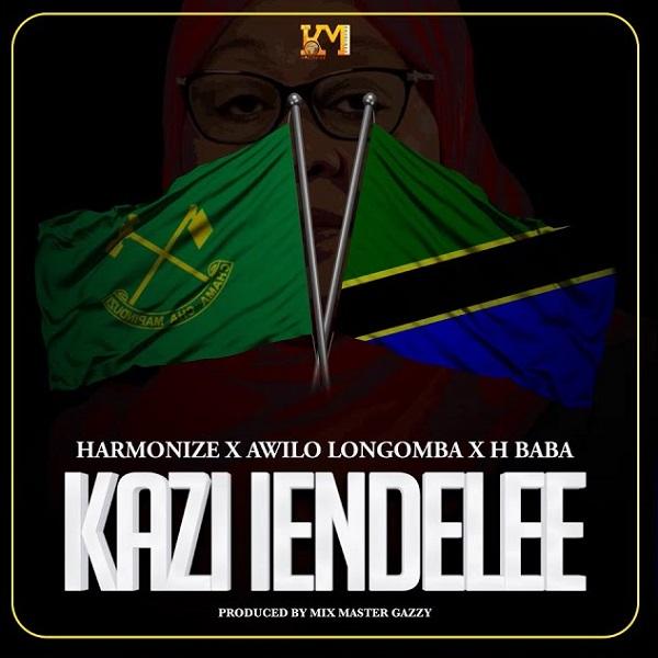 Harmonize Kazi Iendelee