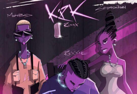 Rexxie Ko Por Ke Remix KPK