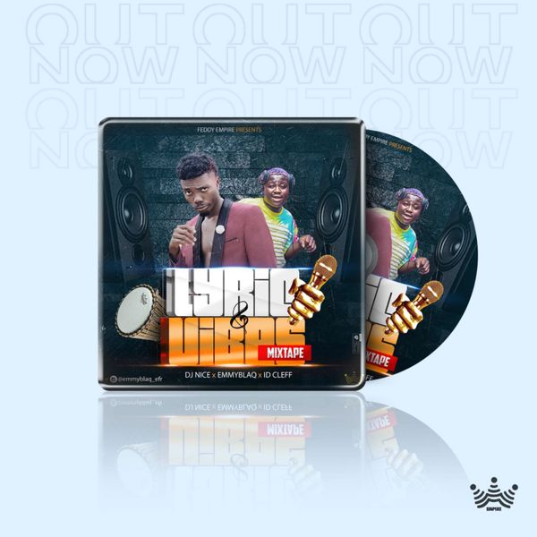 DJ Nice Lyric Vibes Mixtape