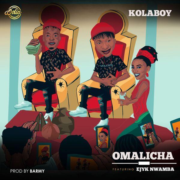 Kolaboy Omalicha