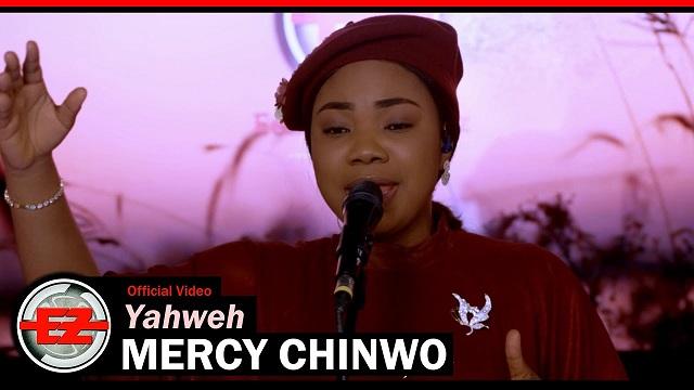 Mercy Chinwo Yahweh Video mp4