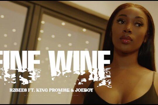 R2Bees Fine Wine Video