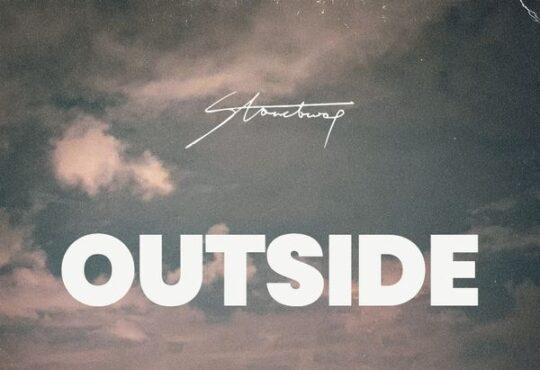 Stonebwoy Outside