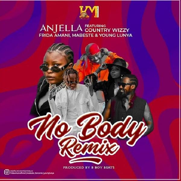 Anjella Nobody Remix