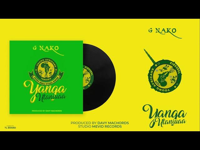 G Nako Yanga Utaniuaa