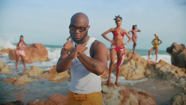 King Promise Ring My Line Video