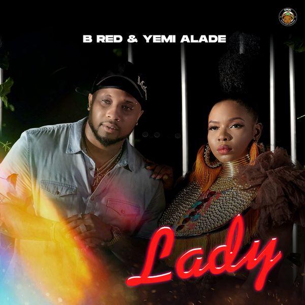 B Red Lady
