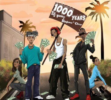 DJ Yankee 1000 YEARS