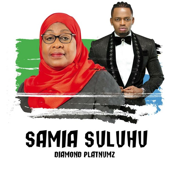 Diamond Platnumz Samia Suluhu