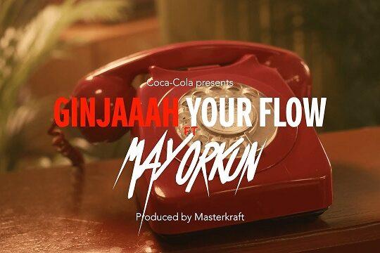 Mayorkun Ginjaaah Your Flow Video